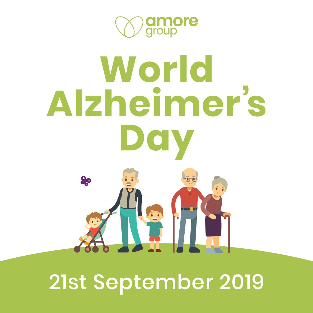 World Alzheimer's Day. The importance of care for dementia sufferers