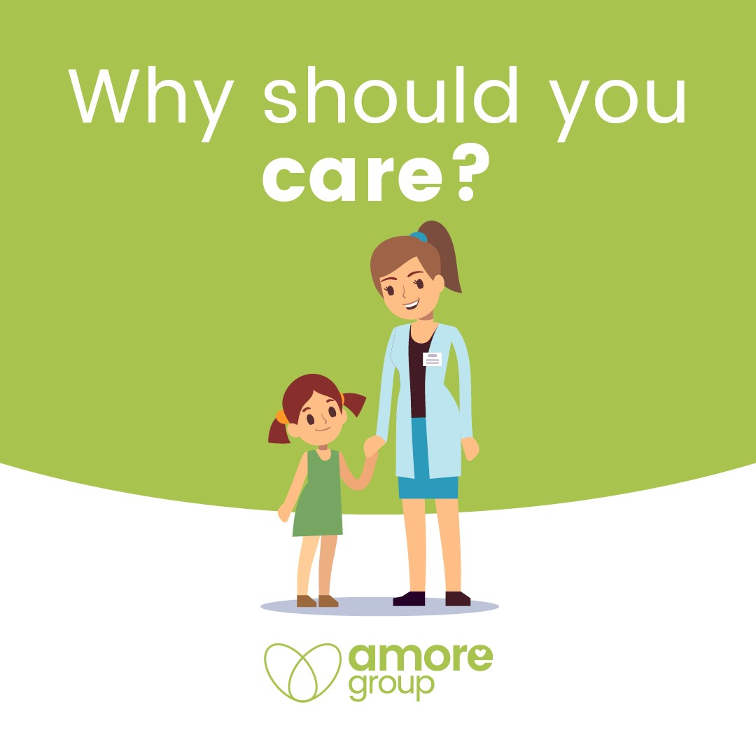 Why should you care? The advantages to a caring career.