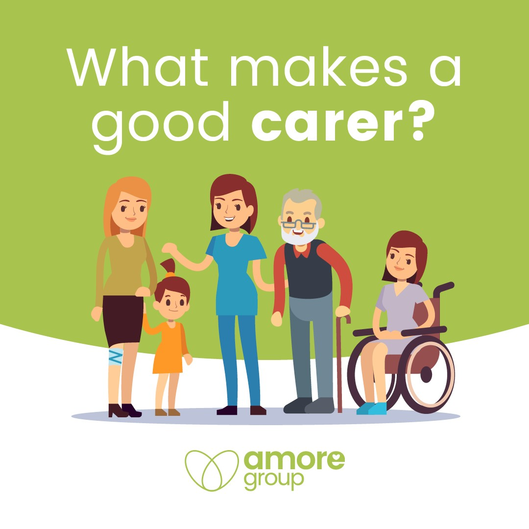 Personal qualities that make a perfect carer