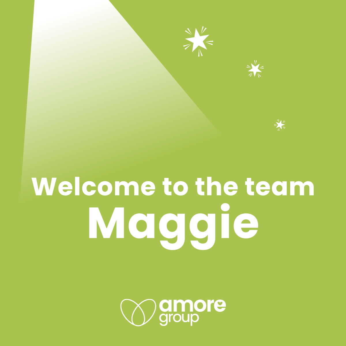 Our New Branch Nurse…. Maggie!