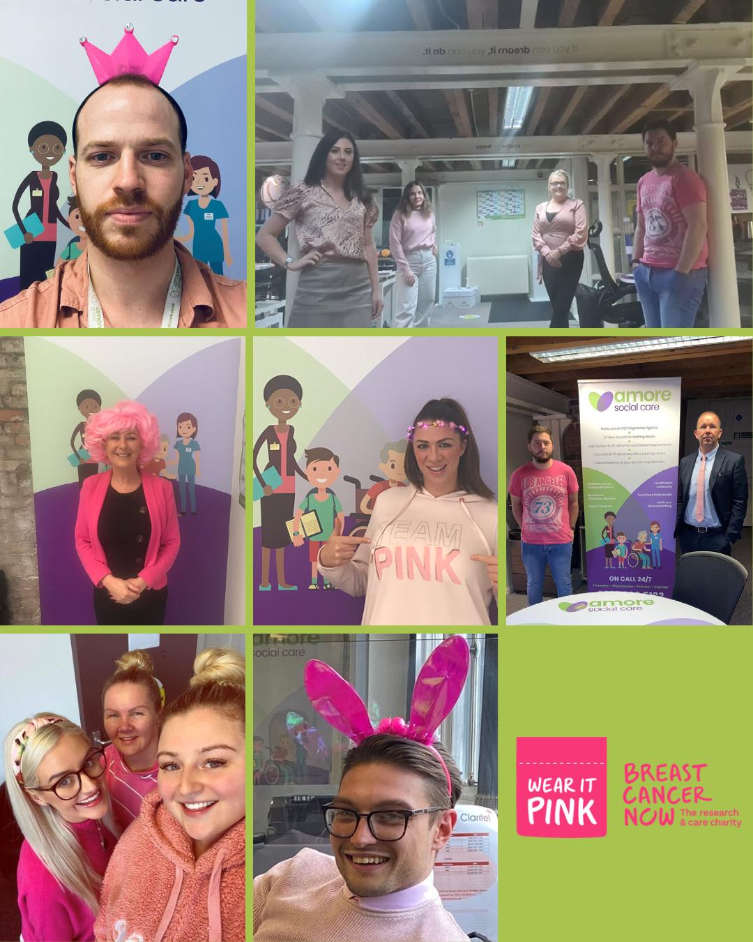 Wear it Pink Day 2020