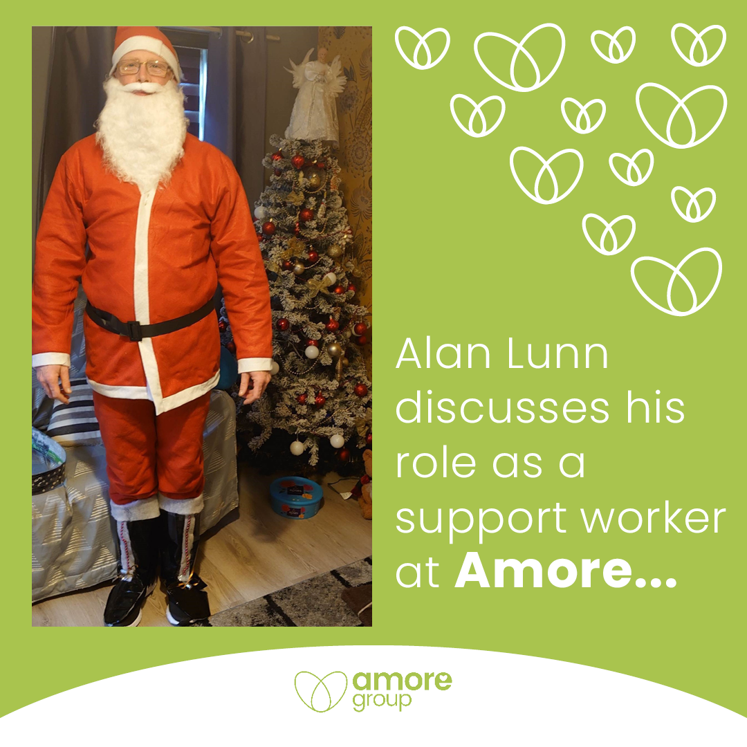 Alan Lunn shares why he #LovesToCare