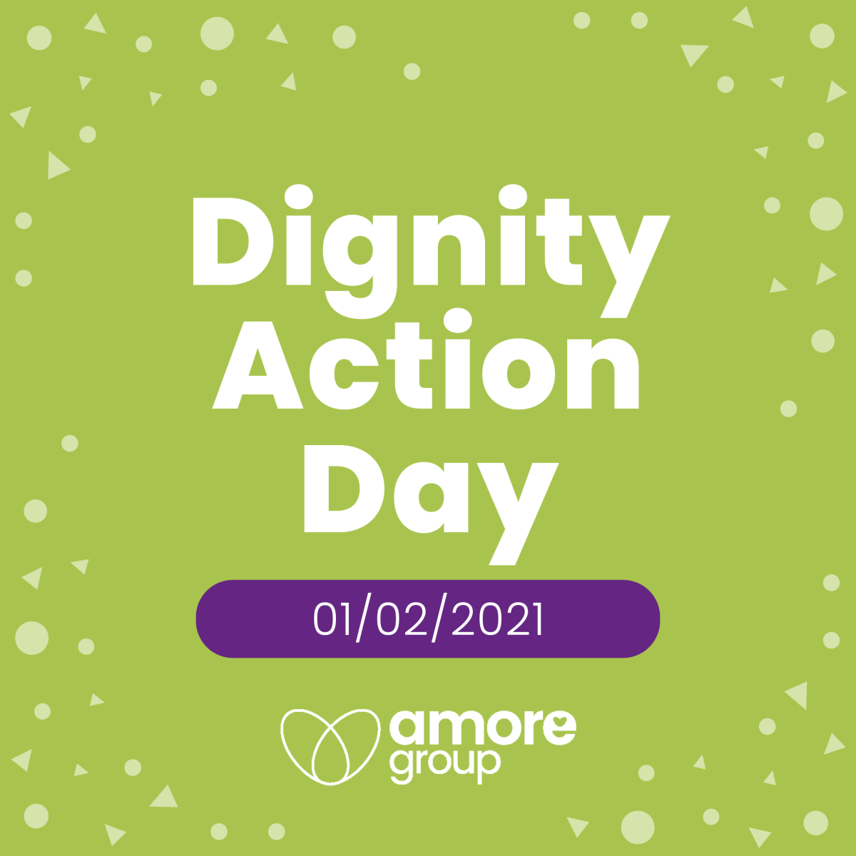 Dignity Action Day 2021