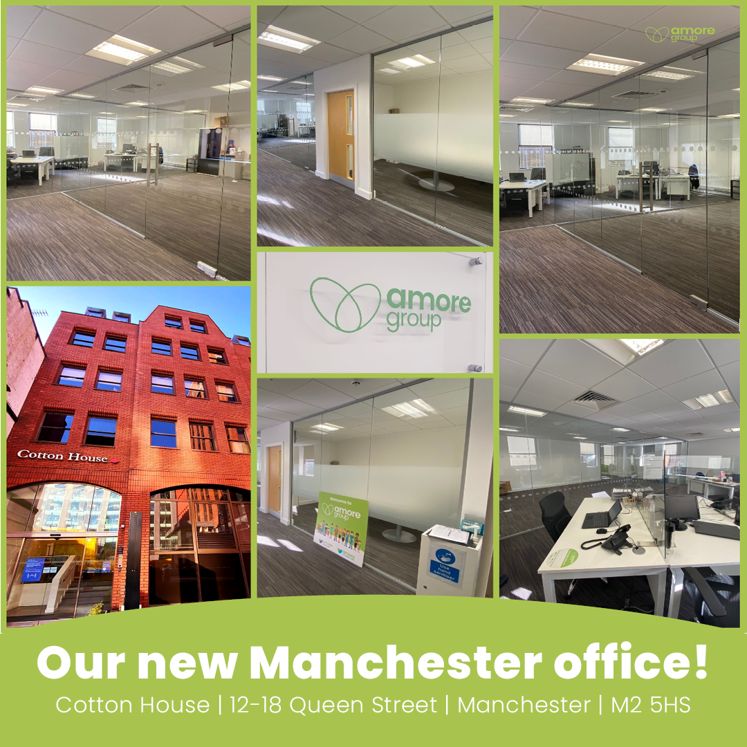Our New Manchester Office