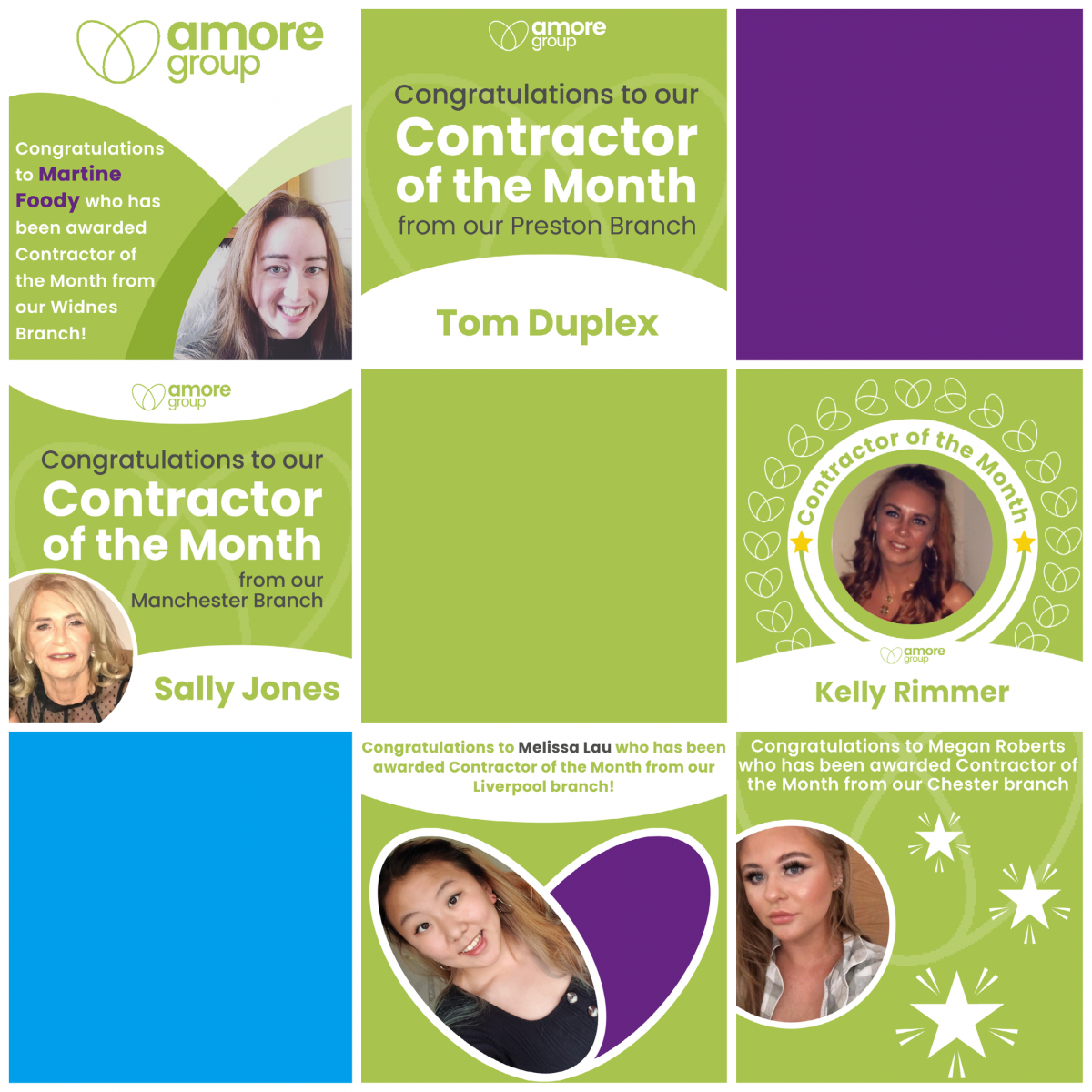 Contractor of the Month