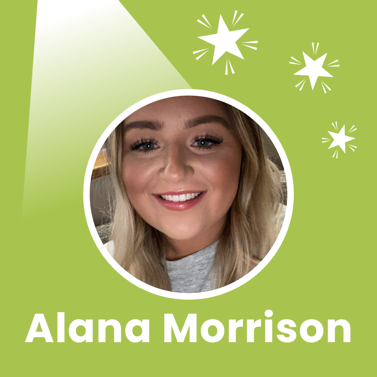 Alana Morrison demonstrates true dedication to providing care when urgent cover is required